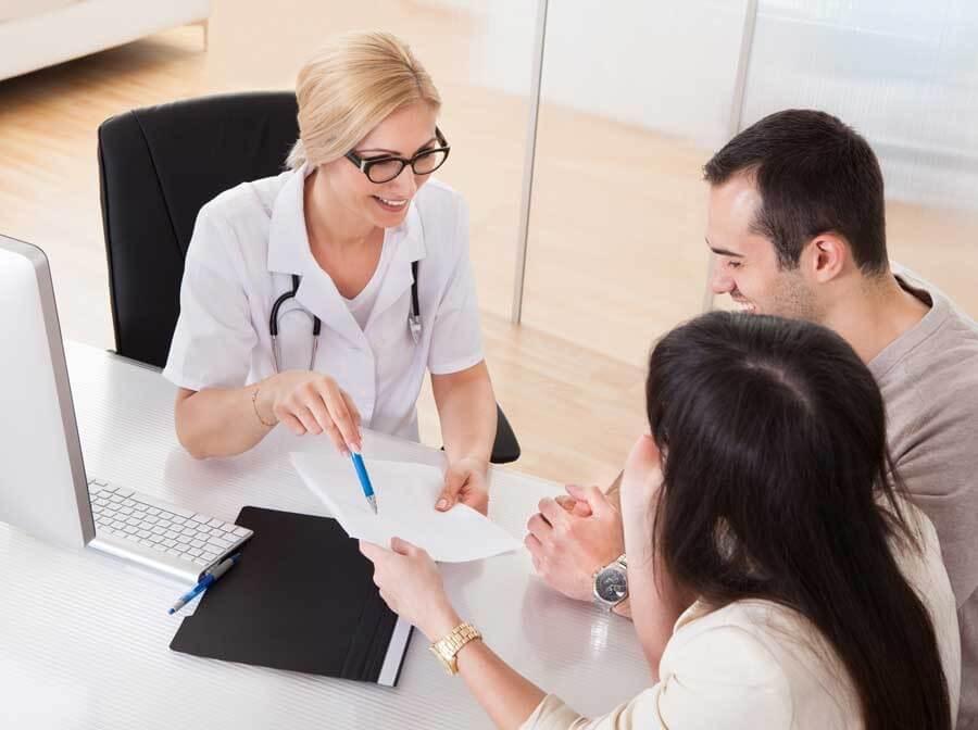 Новая стратегия профессионального медицинского сопровождения супружеской пары при бесплодии