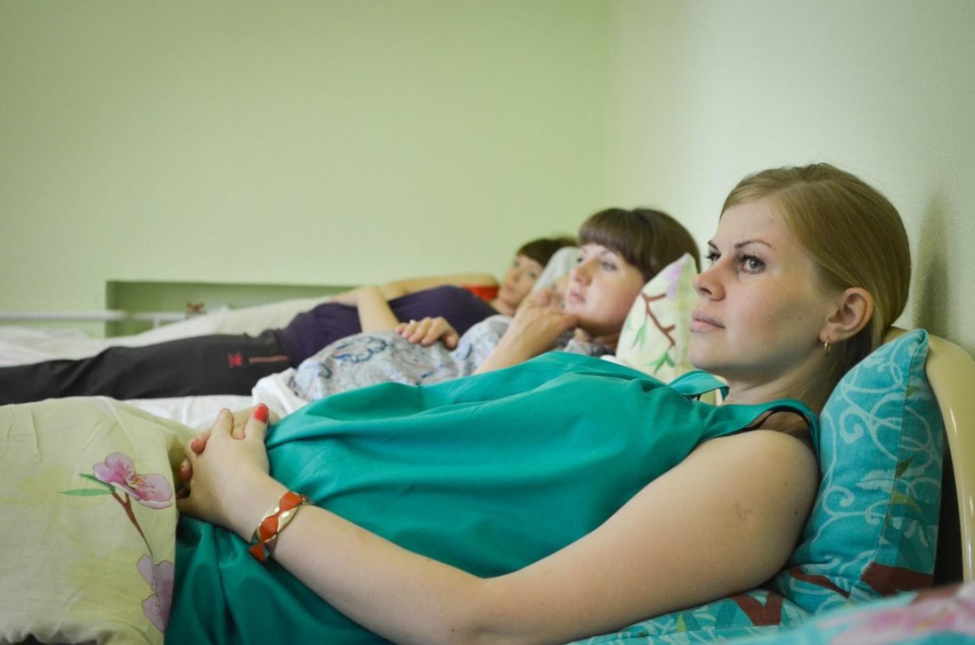 «Лежачая» беременность – причины