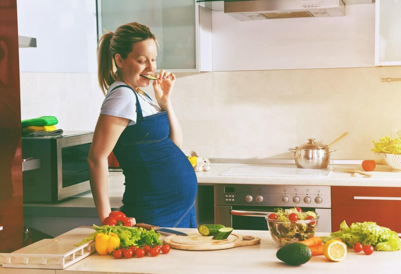Вегетарианство и беременность: совместимы ли они?