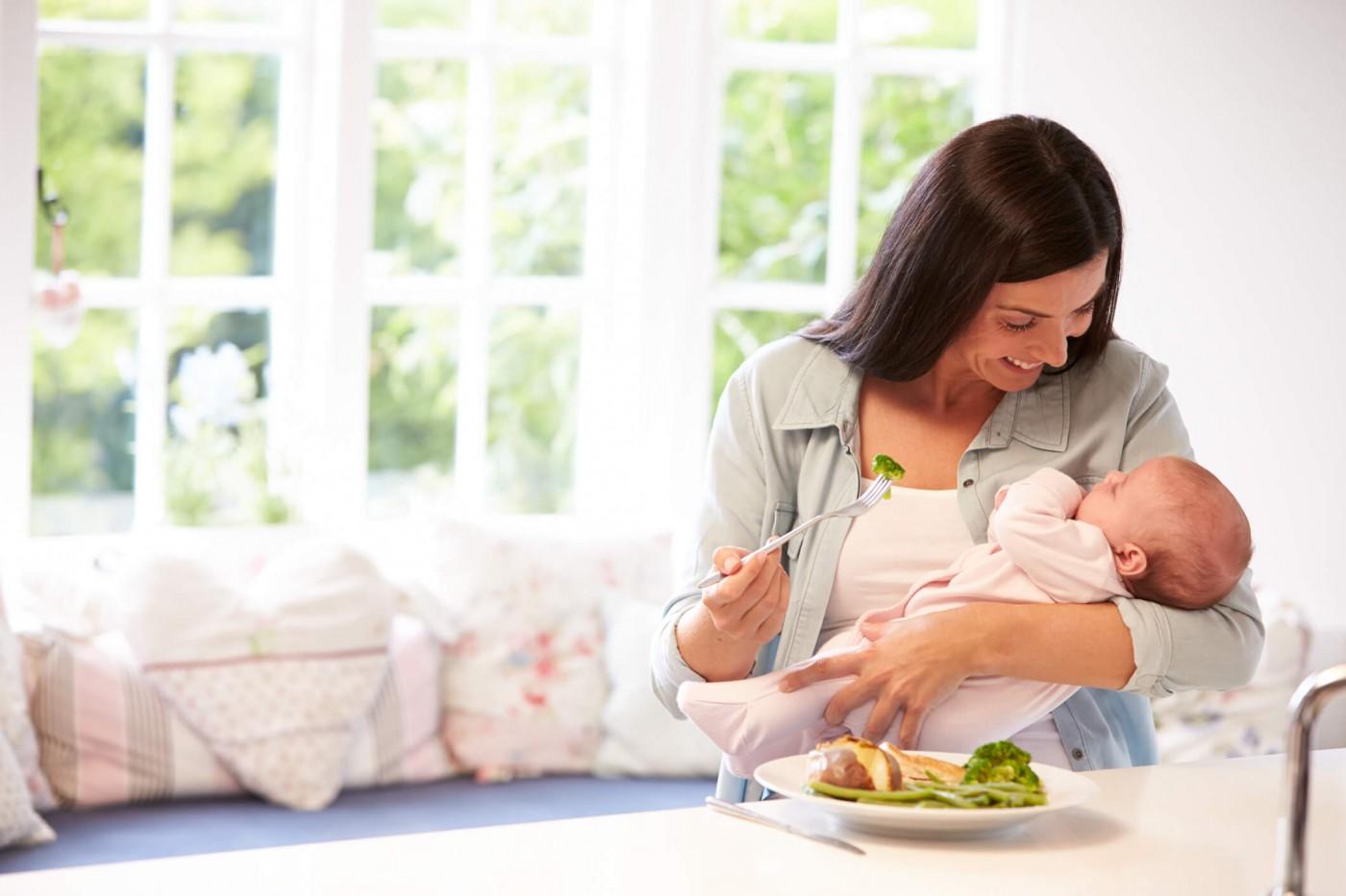 Что можно и нельзя есть при грудном вскармливании новорожденного?