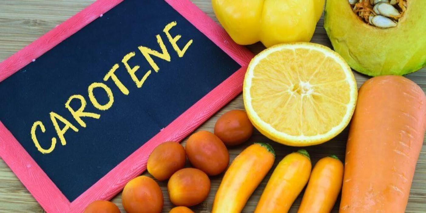 Бета-каротин: что это за витамин и для чего он нужен организму мужчины?