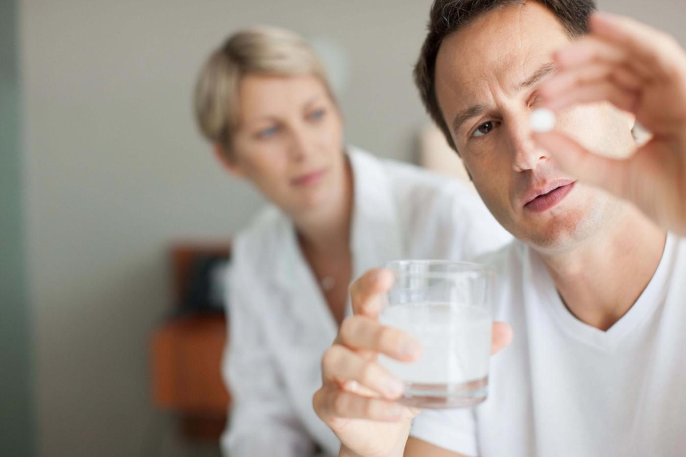 Зачатие ребенка после приема антибиотиков мужчиной