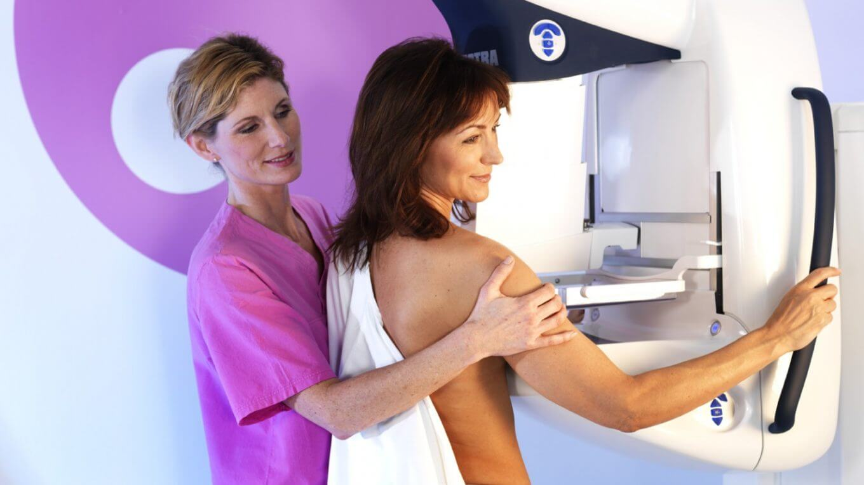 Состояние молочных желез у женщин пременопаузального возраста с гиперплазией эндометрия